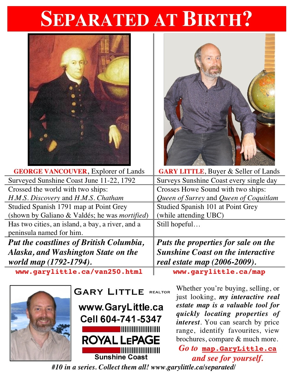 Gary Little | Separated at Birth | Holywell Properties